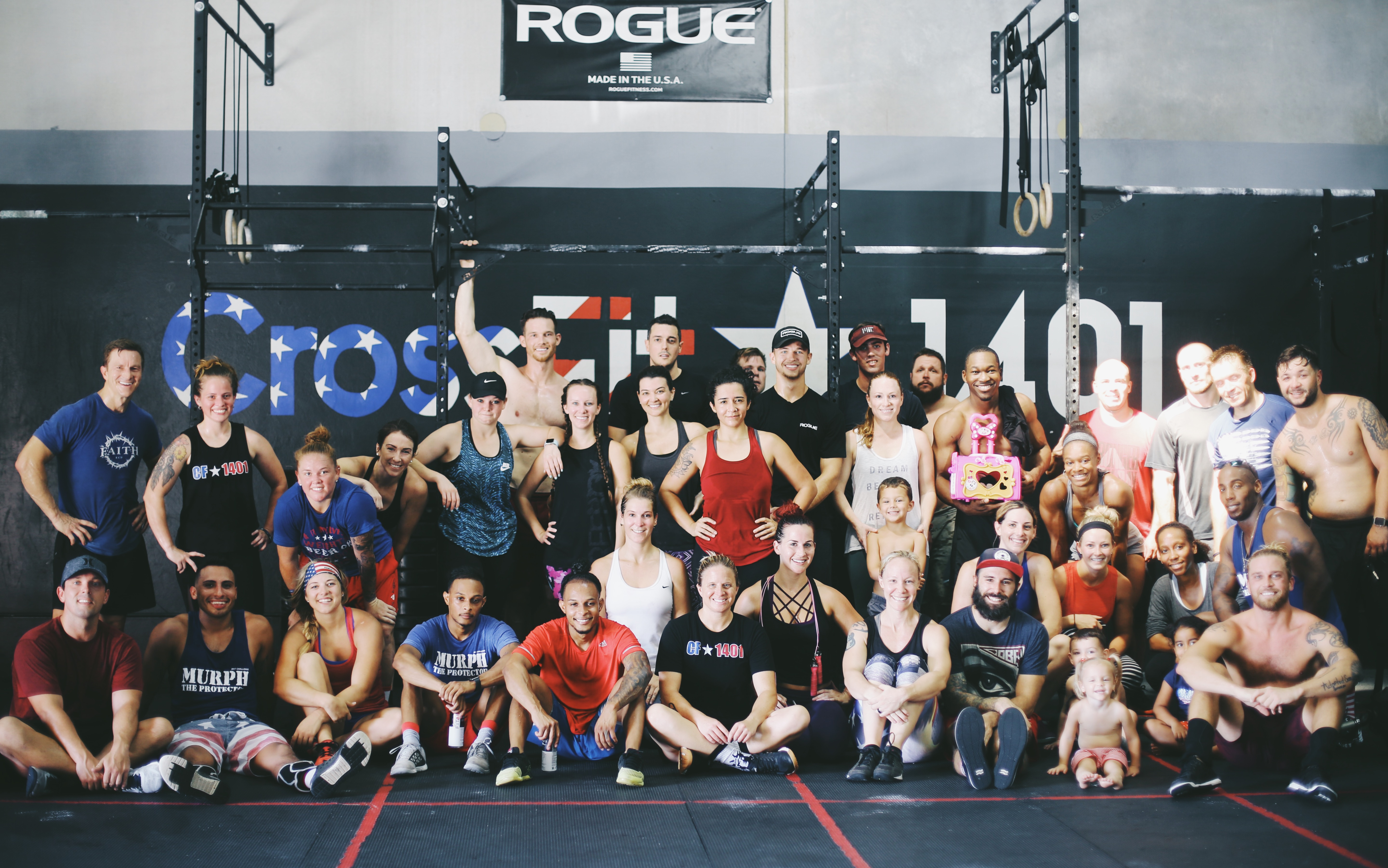 crossfit 1401 family