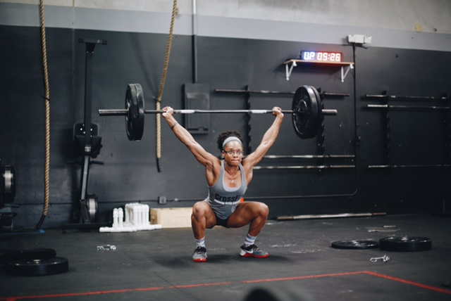 Olympic Weight Lifting